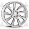 Lorinser RS8 felg sølv